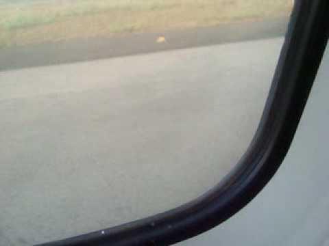 Aterrissagem no aeroporto de Bissau - Guiné-Bissau