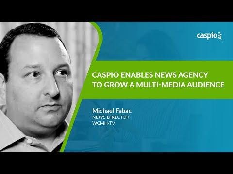 Caspio Success Story: WCMH-TV, NBC4 Columbus, Ohio