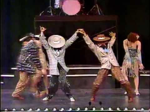 Dancin' '78 Tonys, FOSSE '99 Tonys