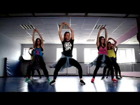 Jennifer Lopez Ft. Pitbull - Booty / ZUMBA / Marcelina Leśniak - No Name Dance Studio