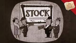 Why do stock markets collapse?