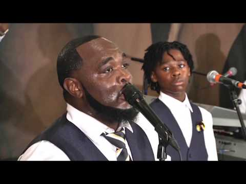 Terrell Rogers & Men of Destiny - Stand ByMe