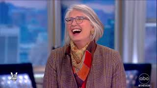 """Hillary Clinton, Louise Penny Discuss Writing Their Thriller Novel """"State of Terror""""   The View"""