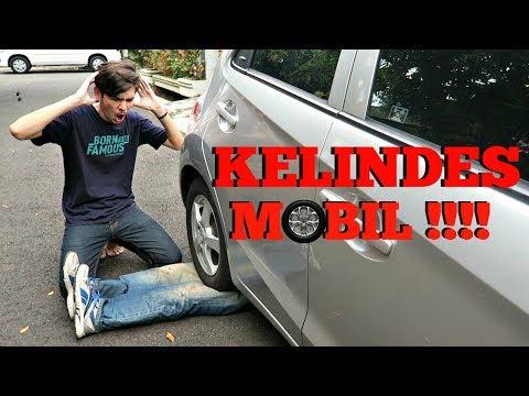 KAKI KELINDES MOBIL !!! | PRANK