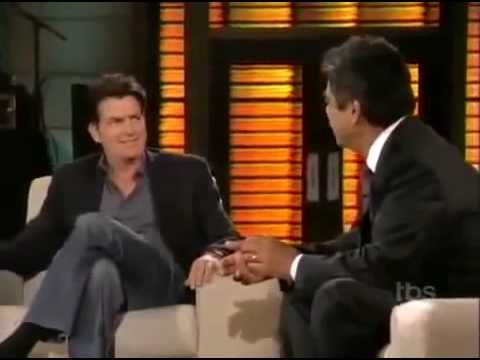 Charlie Sheen Interview Slash- Lopez tonight.avi