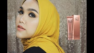 LAKME 9to5 WEIGHTLESS MOUSSE FOUNDATION Review di Kulit Kombinasi
