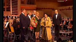 Ave Maria - Montserrat Caballé & Nicolai Baskov - Mascagni