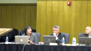 HSD Board Meeting 1/10/12 - Brenda Becker.MOV