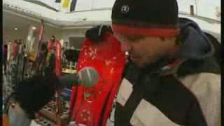 Видео уроки Подбор сноуборда