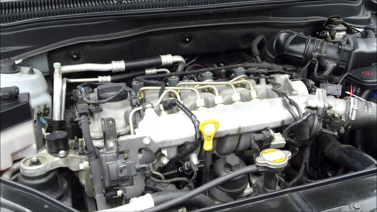 Hyundai Accent 2006 1 5 Crdi Work Crdi 2 Youtube