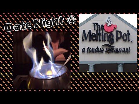 Date Night With Fondue!