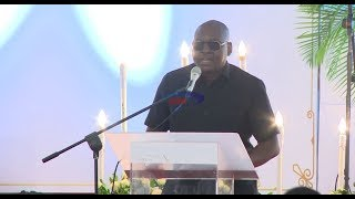 Prof Jay: Thamani Ya Mtu Inatokana Na Aliyofanya Akiwa Hai, Ruge Amegusa Wengi