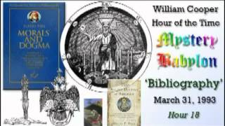 Bill Cooper, Mystery Babylon - Hour 18 - Bibliography.