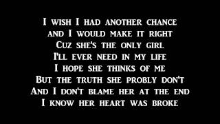 Lil Cuete - Never Should Have Done You Wrong Ft. Clint G (Lyrics)