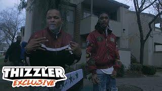 KB x Thola - Street Nigga (Exclusive Music Video) ll Dir. Bub Da Sop [Thizzler.com]