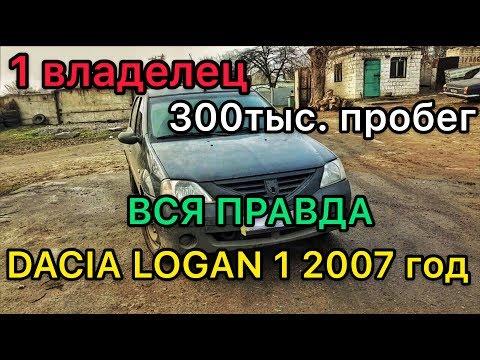 Обзор Рено Логан 1 - проблемы авто и рассходы на содержание Logan