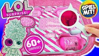 LOL BIGGER Surprise mit 60+ Überraschungen auspacken | Eye Spy under wraps Limitierte Auflage Puppen