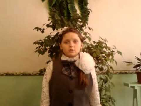 Изображение предпросмотра прочтения – СофияАпанасова читает произведение «Котята» Е.Плотниковой