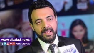 عمرو محمود ياسين:'غير نادم على ليالي الحلمية'..فيديو