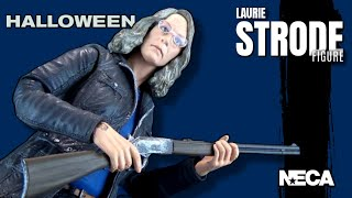 neca halloween laurie strode ultimate figure review