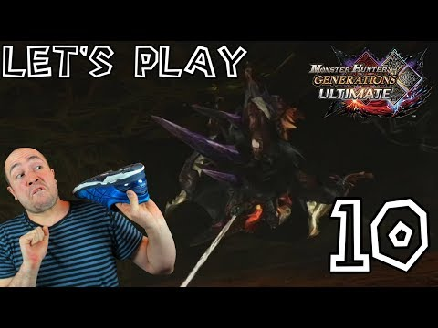 Let's Play Monster Hunter Generations Ultimate - #10: Duo Yian Kut-Ku/Gypceros et Nerscylla ! thumbnail