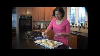 Roasted Peruvian Chicken With Reynolds Wrap® Heavy Duty Aluminum Foil For Easy Cleanup