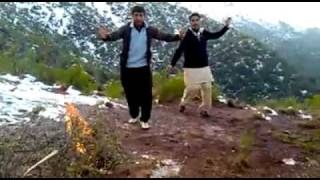 Shaze and Wasem khatak Dance mukabla
