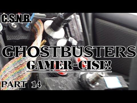 CAPTAIN STU GAMER-CISE! - GHOSTBUSTERS - PART 14 - RETURN TO THE SEDGEWICK HOTEL!