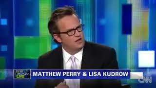 Matthew Perry passes away (1969 - 2019) (USA) - Sky News - 5 March 2019