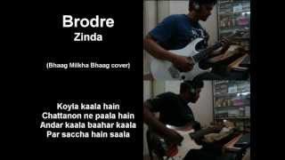 Zinda - Bhaag Milkha Bhaag (cover) - with a Free Backing Track!