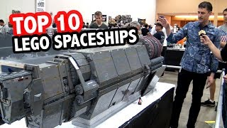 Top 10 Epic LEGO Spaceships!
