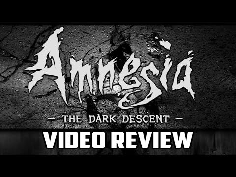 Amnesia: The Dark Descent PC Game Review