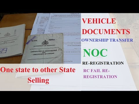what documents do i need to sell my car uk