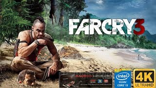 farcry3 🎮  GAME PLAY TEST ON AMD 5450 2G RAM 2G (LOW)  🎮