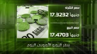 بالفيديو..ننشر سعر الجنيه أمام العملات الأجنبية بالبنك الأهلى المصرى