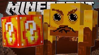 Minecraft | NETHER BLIMP CHALLENGE!! | Custom Mod Minigame