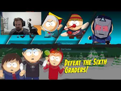 CIS Gendered Male - South Park: The Fractured But Whole - Episode 4