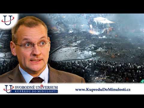 Václav Bartuška: Jako většinou v dějinách budeme muset počkat na okamžik krize... (2. díl)