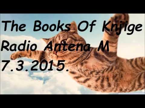 The Books Of Knjige | Radio Antena M | 7.3.2015.