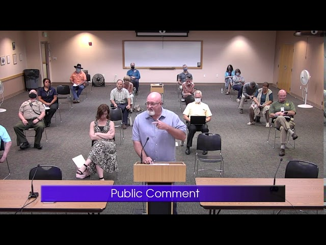 Kootenai County Elected Official Meeting