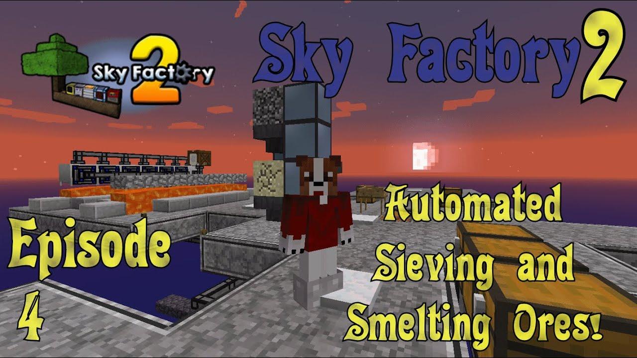 Sky factory 2 сборка скачать