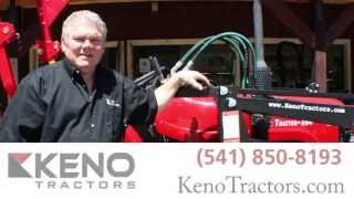 Chinese Crate Tractors For Sale in the US | Keno Tractor Dealer