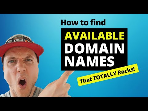 How to Find EPIC Domain Names (That Are Available!)