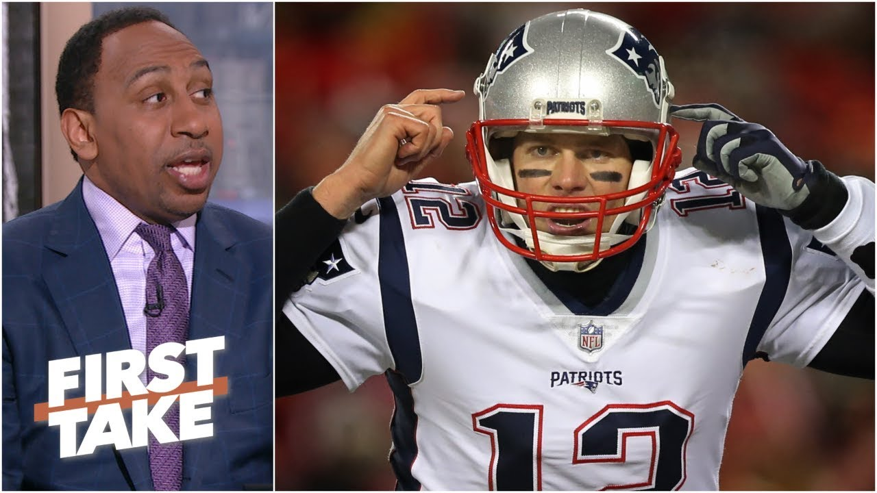 Tom Brady 'ain't going no damn place' – Stephen A  | First Take