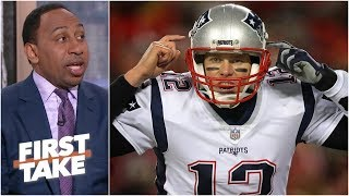 Tom Brady 'ain't going no damn place' – Stephen A. | First Take