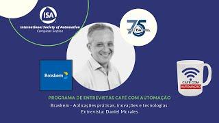Café Com Automação - Entrevista Com Daniel Morales: Aplicações Práticas