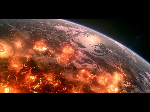 Star Trek Discovery - Harlak Orbital Bombardment - Terran Emperor Reveal