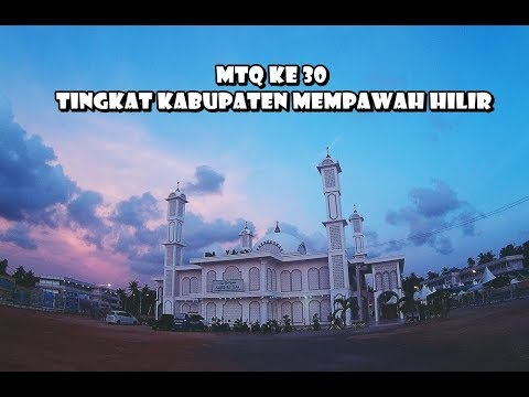 Jalan-Jalan Ke Acara MTQ Tingkat Kabupaten Mempawah ke 30 Di Sengkubang ( Melayu Vlogger)