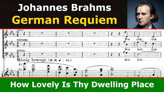 Brahms Requiem - How Lovely Is Thy Dwelling Place (Gardiner)