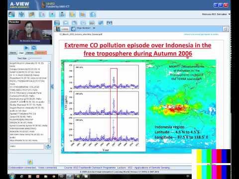 13 March 2015 Atmospheric pollutants studies using satellite data Dr. Shuchita Srivastava